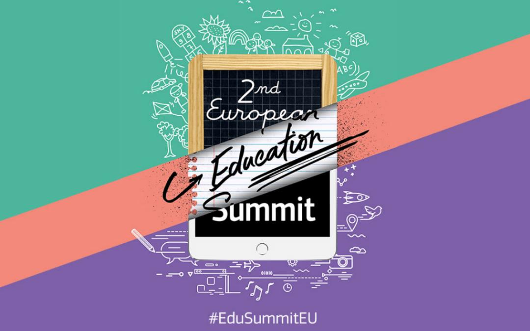 Drugi evropski vrh o izobraževanju