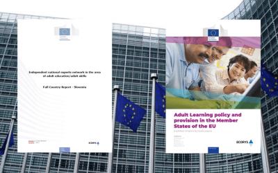 Sintezno poročilo o zagotavljanju politike izobraževanja odraslih v državah članicah EU