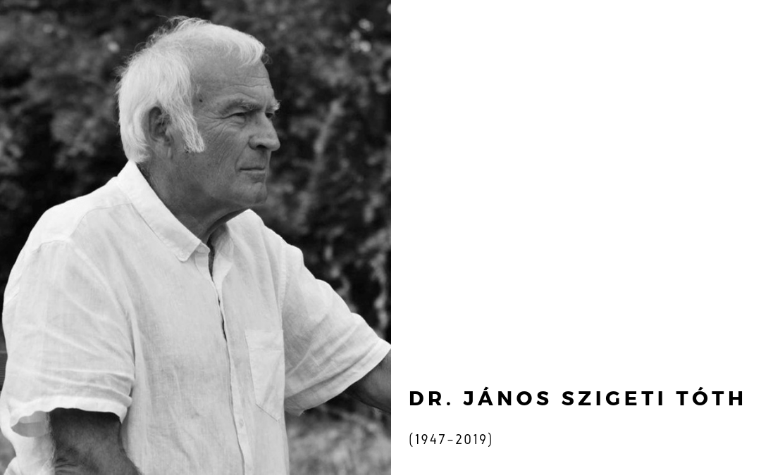 In the memory of Dr Janos SZ. Toth