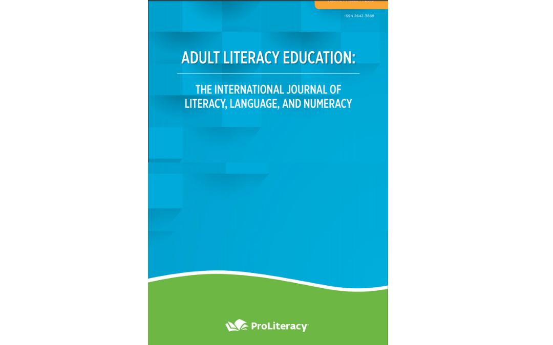 Nova revija o pismenosti odraslih