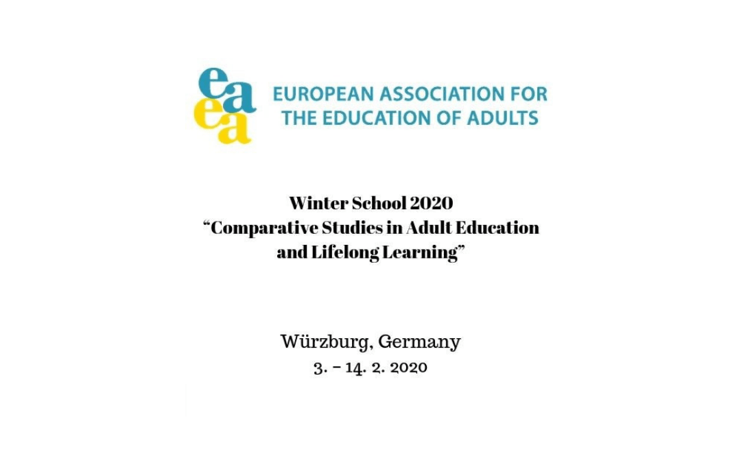 EAEA vabi k prijavam v Zimsko šolo 2020