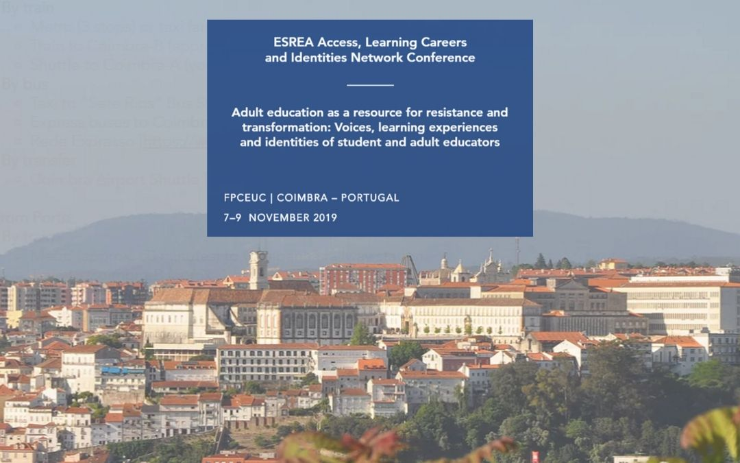 Conference of the ESREA Access, Learning Careers and Identity Network