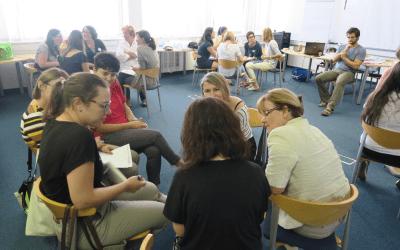 Vabimo na delavnico o krepitvi medkulturnih kompetenc in medkulturnega dialoga ter uporabi različnih metodoloških pristopov pri izobraževalcih odraslih