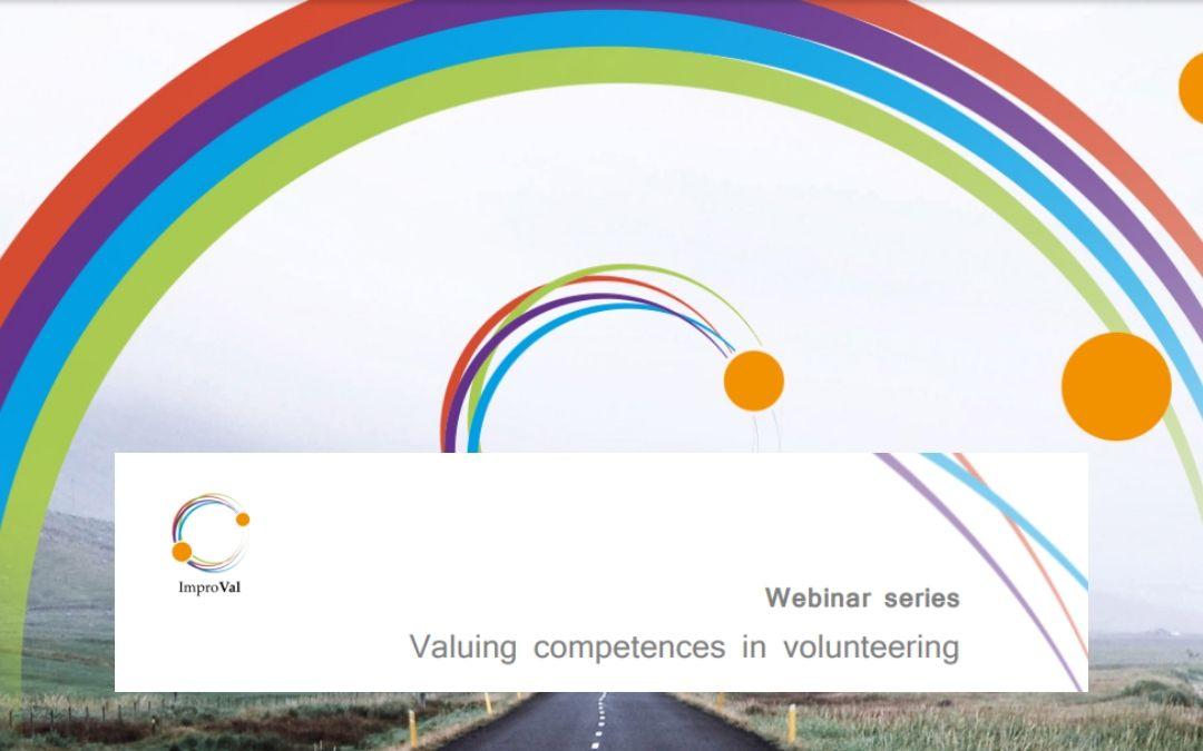 Prostovoljci, pridružite se seriji spletnih seminarjev o vrednotenju kompetenc v prostovoljstvu