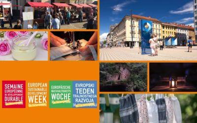 Evropski teden trajnostnega razvoja 2020