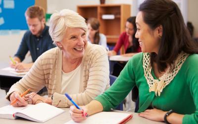 Spopolnjevanje za učitelje in organizatorje izobraževanja odraslih ter druge strokovne delavce v programu Osnovna šola za odrasle