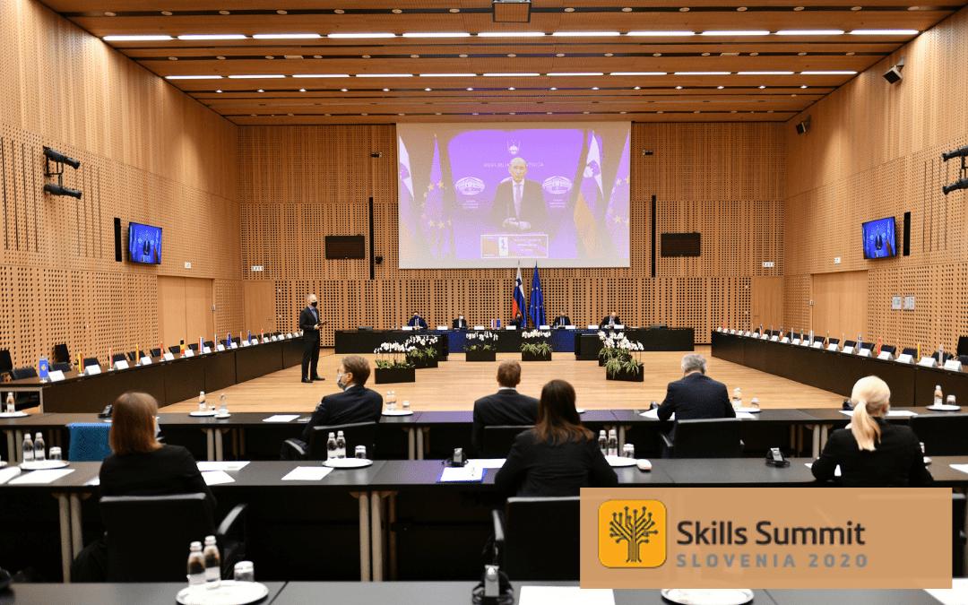 Z Vrha spretnosti 2020 – Strategije spretnosti za svet v okrevanju