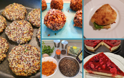Kulinarični izziv med sodelavci za popestritev dela od doma