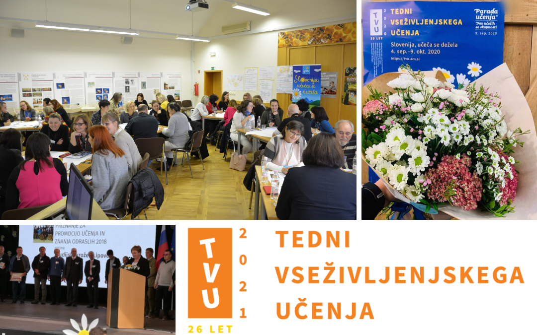 Awards for the promotion of learning and knowledge – now and in the future