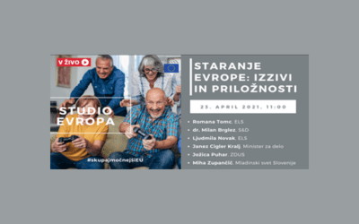 Congress 'Ageing Europe: Challenges and Opportunities'