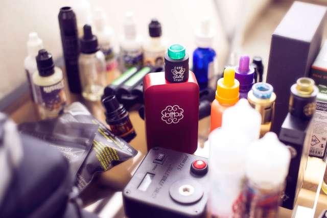 elektronik sigara ekipmanları