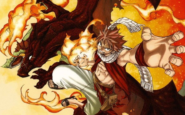 Magic and abilities Dragneel Natsu