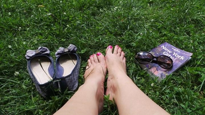 voyage guide destination pieds