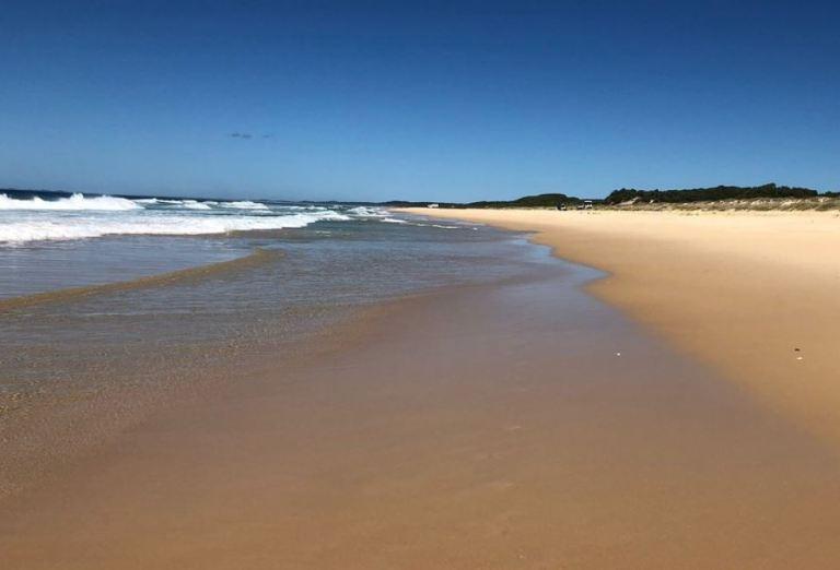 plages sauvages voyage tourisme coaching Australie Mungo beach