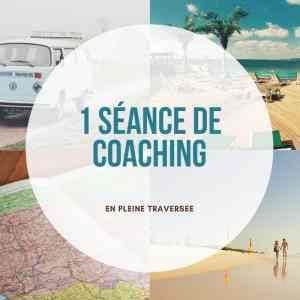 1 séance coaching voyage vacances tourisme organisation peurs