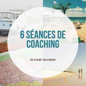 6 séances coaching voyage vacances tourisme organisation peurs