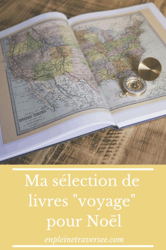 Sélection livres voyage Noël tourisme coaching accompagnement conseils