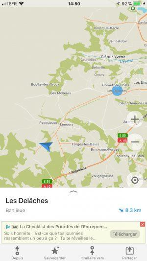 creer itineraire application voyage map voyage tourisme vacances coaching organisation conseils accompagnement peurs
