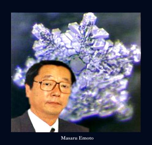 Masaru Emoto-emoto-agua-emociones agua