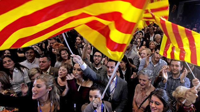 Cataluña independiente-señera-diada de catalunya-Catalunya-independiente-