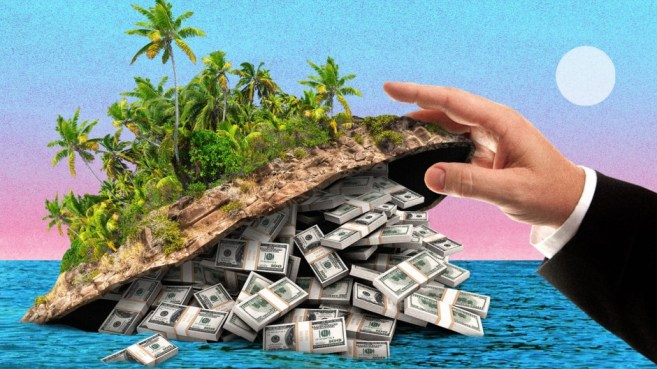 Los paraísos fiscales tienen 32 billones de dólares | En Positivo