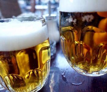Cerveza gratis gracias a Plzeňský Prazdroj.