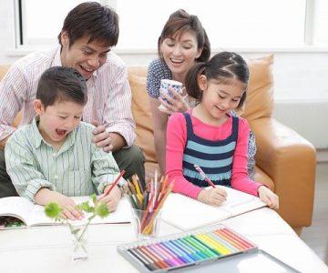 13 điều mà cha mẹ nhất định phải dạy con trước khi con lên 4 tuổi