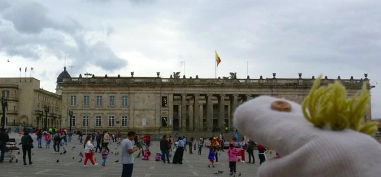 bogotá plaza bolivar