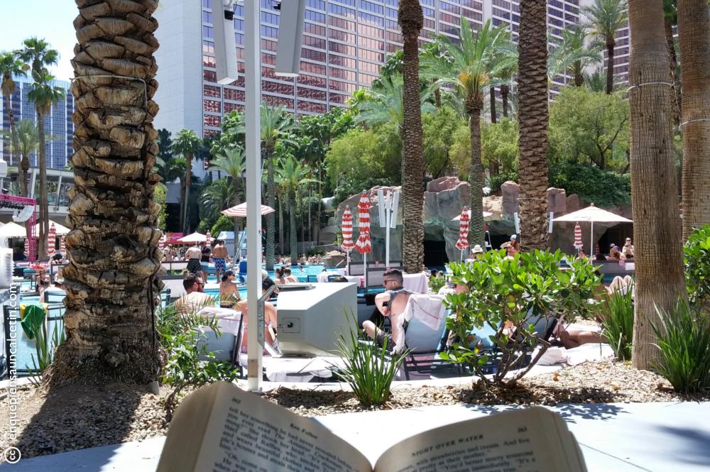 Piscina hotel Flamingo
