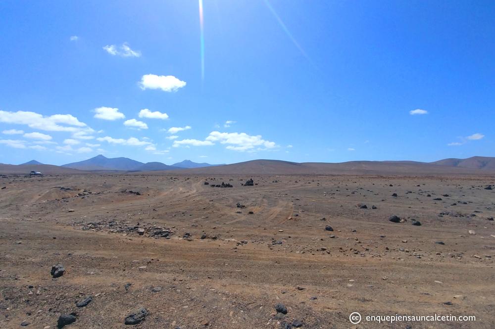 desierto fuerteventura