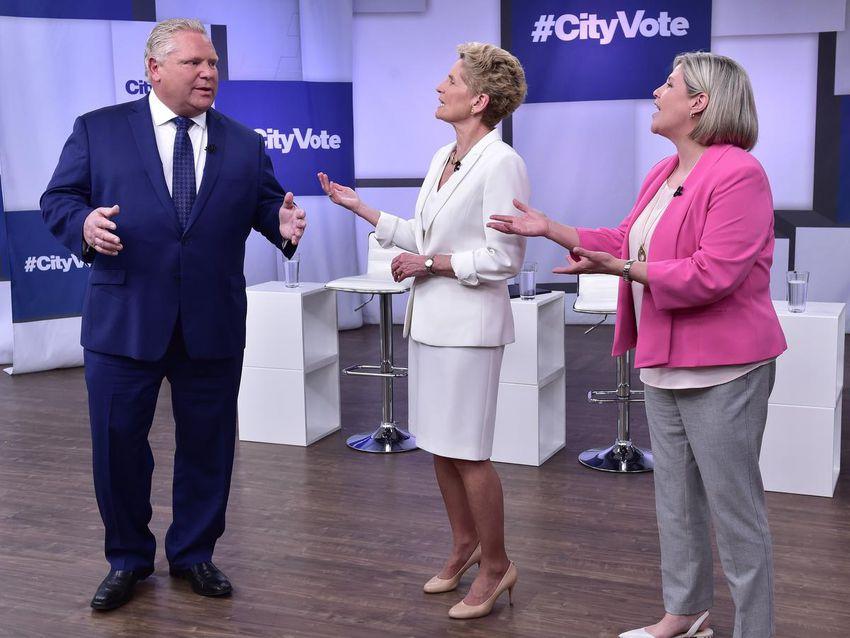 debate elecciones ontario 2018