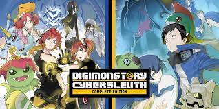 Digimon : Cyber Sleuth