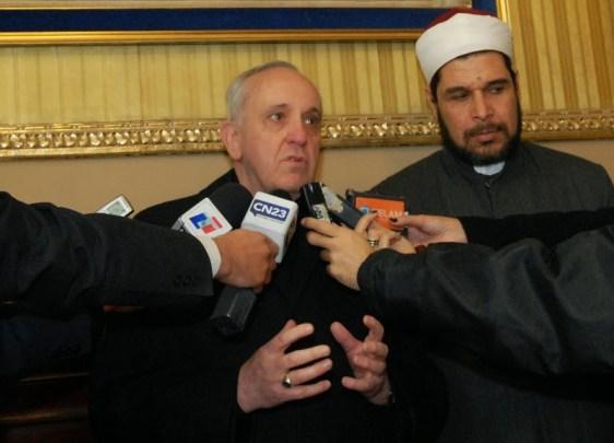 bergoglio-islam