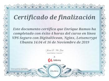 Curso VPS Seguro con DigitalOcean, Nginx, Let's Encrypt y Ubuntu