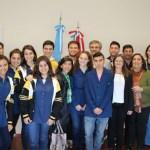 """Con su """"sopa proteica"""", alumnos del IPET 267 de Bell Ville viajan a EE.UU"""