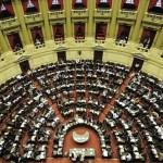 Senadores y diputados sancionaron una ley que frena el 2×1
