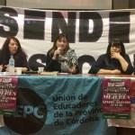 Presentaron la Intersindical de Mujeres de Córdoba