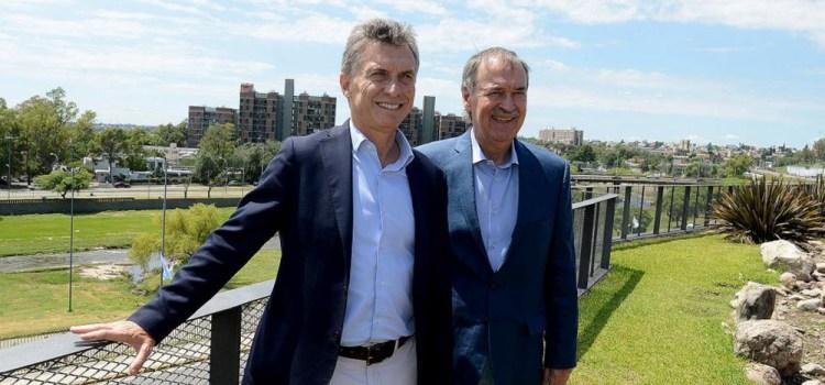 Volantazo de Schiaretti que ahora busca polarizar con Macri