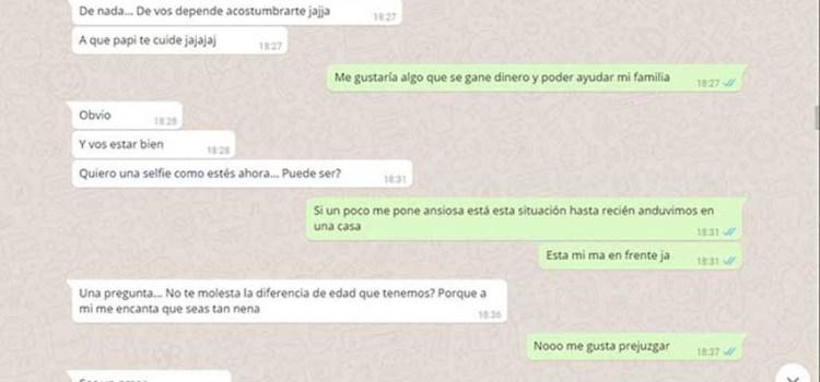 Un funcionario de Villa María fue imputado por acoso sexual cibernético a una menor