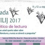 Literatura: Se realiza la 7° Jornada anual de capacitación y actualización del CEDILIJ