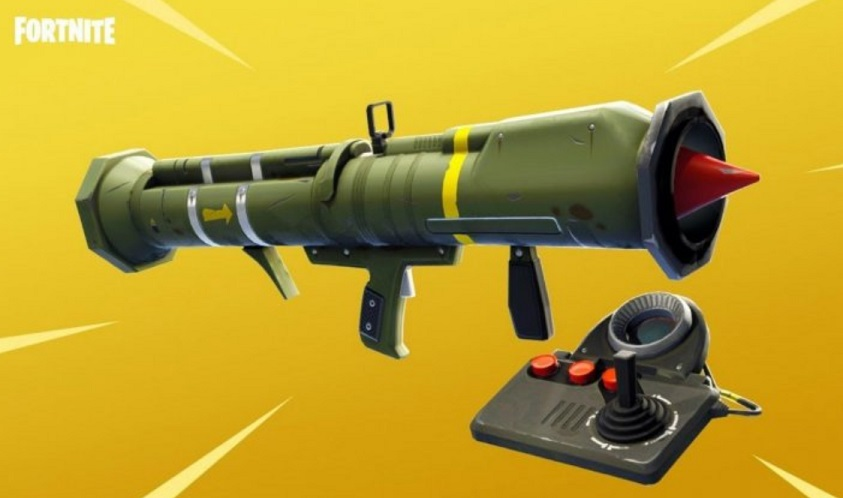 Las 10 Armas más poderosas de Fortnite:Battle Royale
