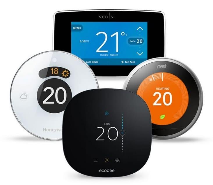 Todo lo que necesita saber sobre los termostatos inteligentes