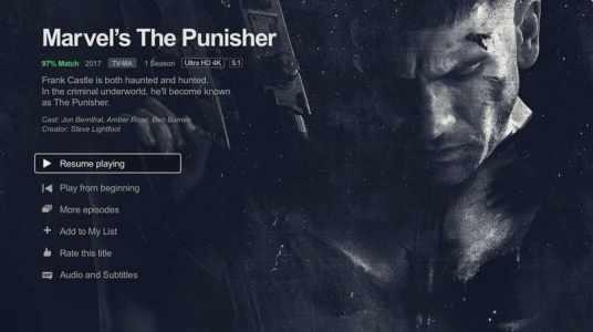 netflix en PS4