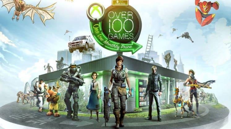 Xbox Game Pass, el catálogo completo de juegos disponibles