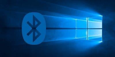 Función Bluetooth de Windows