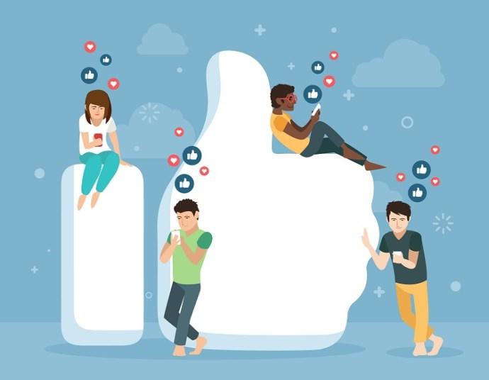 ¿Cómo ordena Facebook tu lista de amigos?