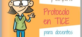 Protocolo en TICe para docentes