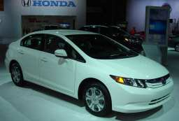 Honda Civic CNG 2