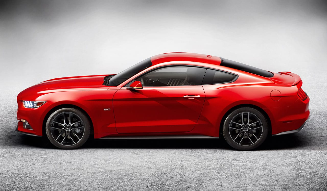 How Much Does The 2015 Mustang Weigh? | enrg.io