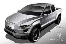 Workhorse Plug-In Hybrid Pickup Truck Coming In 2018